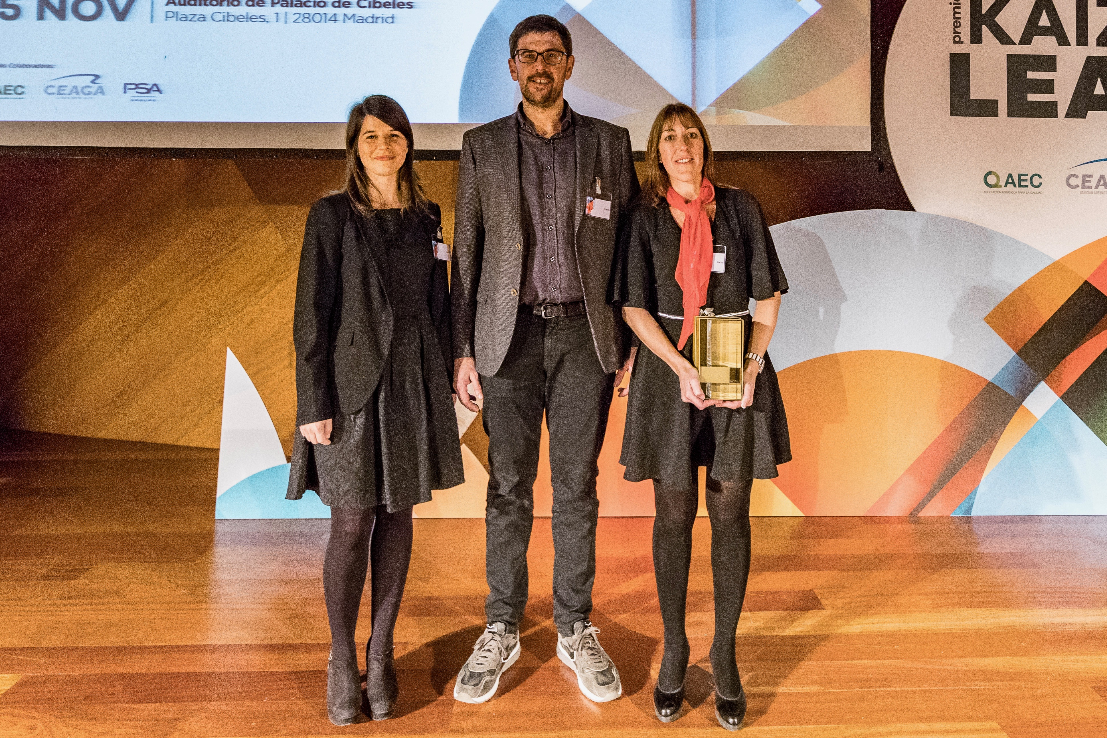 Kaizen Institute Spain awarded Zoetis with the Premio KAIZEN™ Lean España, Category: Excellence in Continuous Improvement System